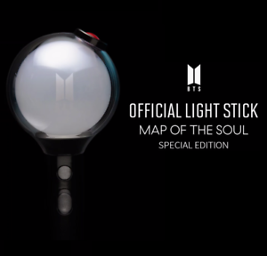 Bts Official Light Stick Army Bomb Map Of The Soul Special Edition Expedited Ebay
