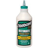 Titebond Iii Ultimate Wood Glue, Quart on sale
