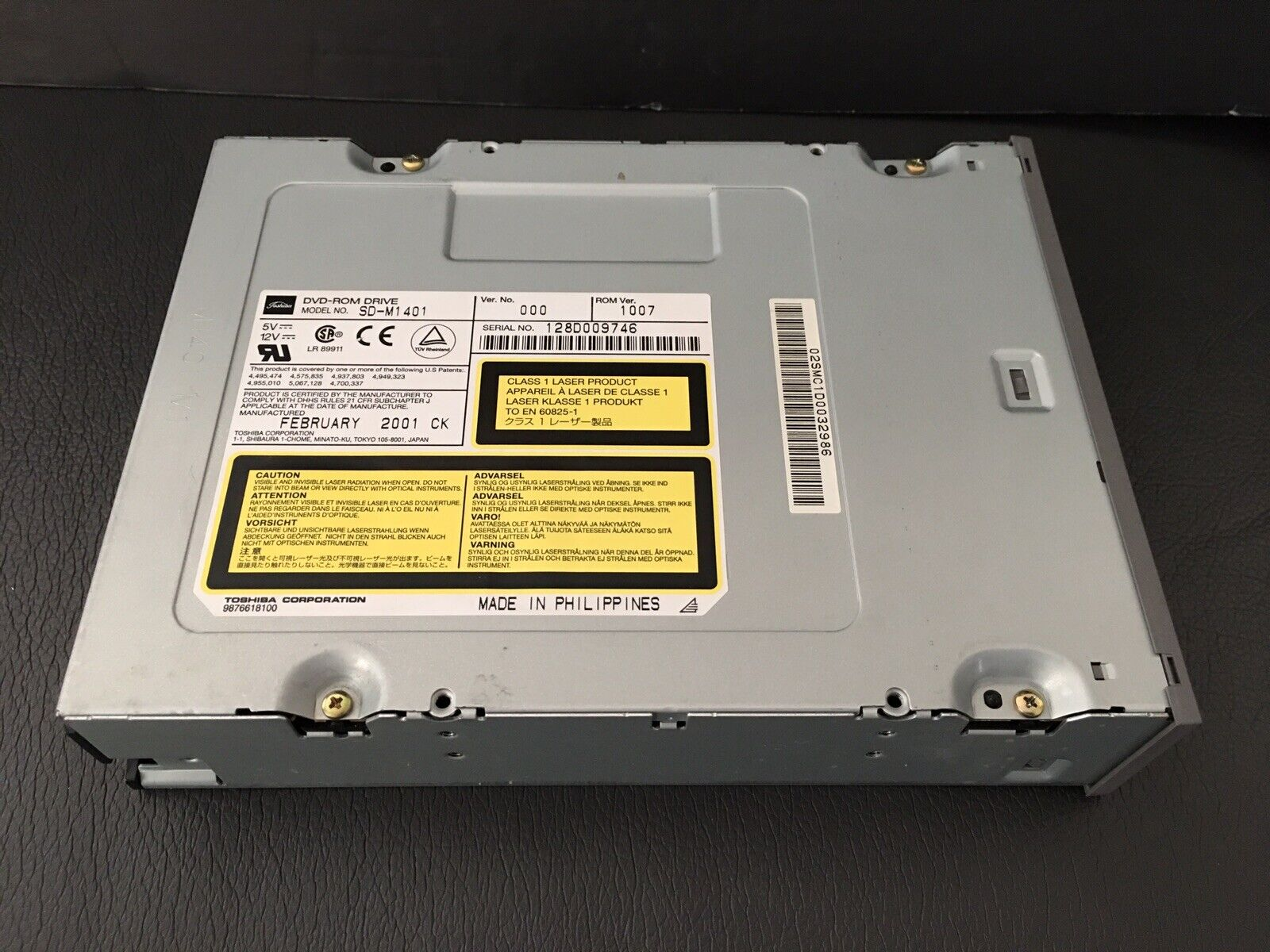 TOSHIBA DVD ROM SD C2202 WINDOWS 8 DRIVERS DOWNLOAD