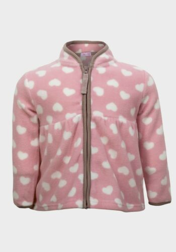 Tots filles fleece sweatshirt