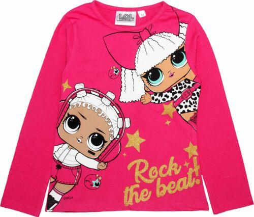 LOL surprise filles Rock The Beat à Manches Longues T Shirt