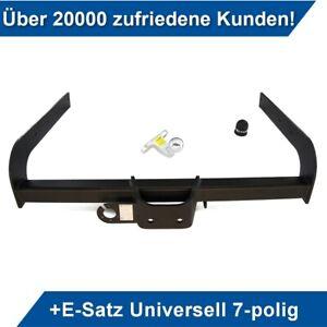 Fuer-VW-Transporter-T4-Pritsche-90-03-Anhaengerkupplung-starr-ES-7p-uni-Kpl-AHK