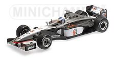 MINICHAMPS 186 980008 McLAREN MP4/13 F1 model car Mika Hakkinen WC 1998 1:18th