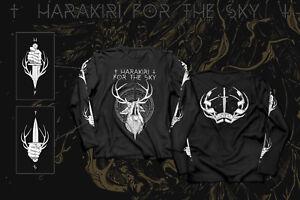 Harakiri-for-the-Sky-Deer-Longsleeve-Anomalie-Karg-Alcest