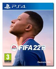 Videogioco PS4 - FIFA 22 EA SPORTS - Nuovo Italia Sony PlayStation 4