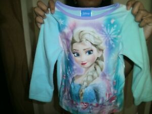 CLOSEOUT-SALE-Imported-From-USA-Disney-Frozen-Longsleeve-Top-Sz-2T