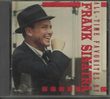 FRANK SINATRA ALL-TIME FAVORITES 20 SONGS LIKE NEW--FREE  SHIP USA