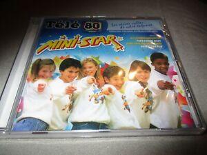 RARE-CD-NEUF-034-TELE-80-LES-MINI-STAR-L-039-INTEGRALE-034-best-of