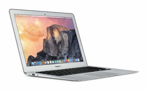 "1 of 1 - Apple MacBook Air 13.3"" i5 1.6 Ghz 4GB 128GB Flash (June,2015) 6 Month Warranty"