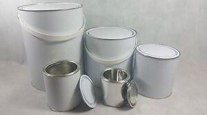 250ml-500ml-1L-2-5L-5L-Empty-New-Lever-Lid-Tins-Paint-Tin-Metal-Paints-Varnish