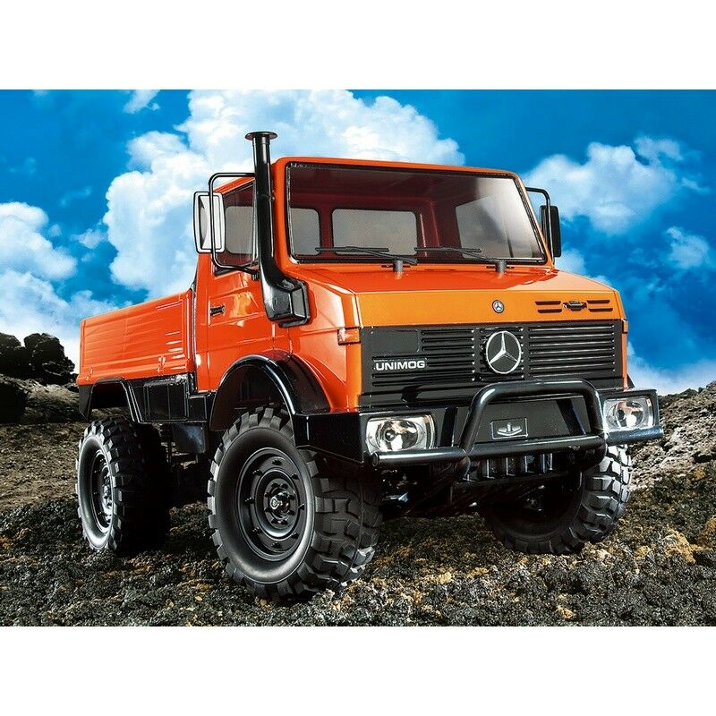 Tamiya 58609 RC 1 1 1 10 Mercedes-Benz Unimog 425 Cc-01 4wd Kit  tienda de venta