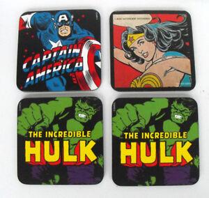 Marvel super Hero Coasters
