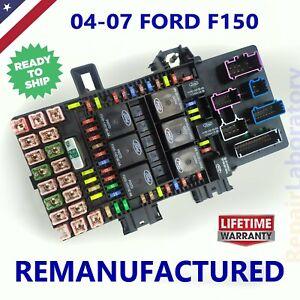 ✴REBUILT✴ 2004-2007 Ford F150 Fuse Box | eBayeBay