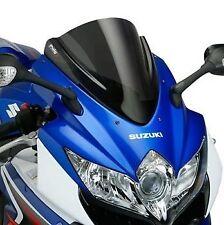 Puig Racing Windscreen 2008-20100 Suzuki GSXR600 GSXR750 Black