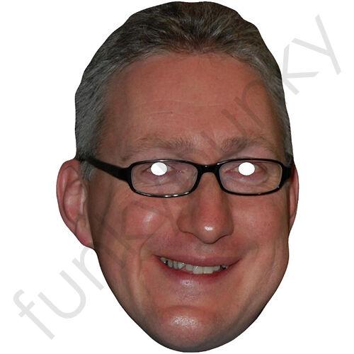Lembit Opik Celebrity Politician Card Mask All Our Masks Are Pre-Cut!***