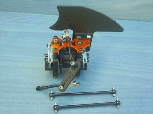 NITRO-1-8-RC-BUGGY-HPI-TROPHY-3-5-CENTER-DIFF-GEARBOX-NEW