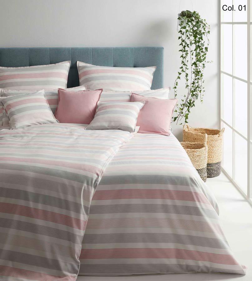 Elegante casual fine crepe biancheria da letto Revival (7048), 135x200cm-OFFERTA
