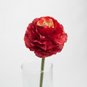 Richland silk poppy flowers 26 red set of 24 home event wedding image is loading richland silk poppy flowers 26 034 red set mightylinksfo