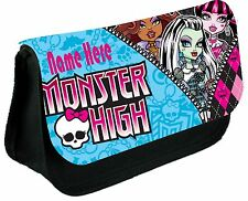 MONSTER HIGH PERSONALISED PENCIL CASE
