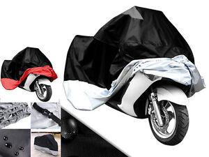 universel housse etui bache impermeable pour moto scooter velo protection l xxxl ebay. Black Bedroom Furniture Sets. Home Design Ideas