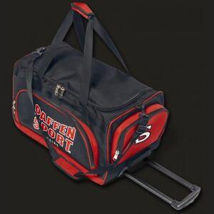Paffen-Sport-Team-Travel-Bag-Rolltasche-Trolly-65x35x40cm-Boxen-Kickboxen