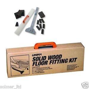 Image Is Loading Unika Solid Wood Floor Fitting Kit Laminate Floor