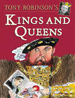 The Hutchinson Book of Kings & Queens by Sir Tony Robinson (Paperback, 2001)
