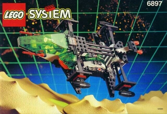 Lego Space, 6897