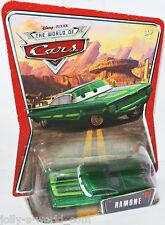 Disney Pixar Cars - RAMONE green - ca 1:60 / 1:55
