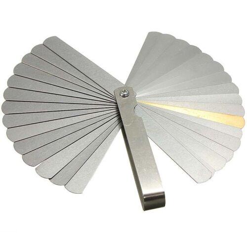 Thickness Gauge METRIC .04mm to .88mm Metric Feeler Gauge Feelers Gauge