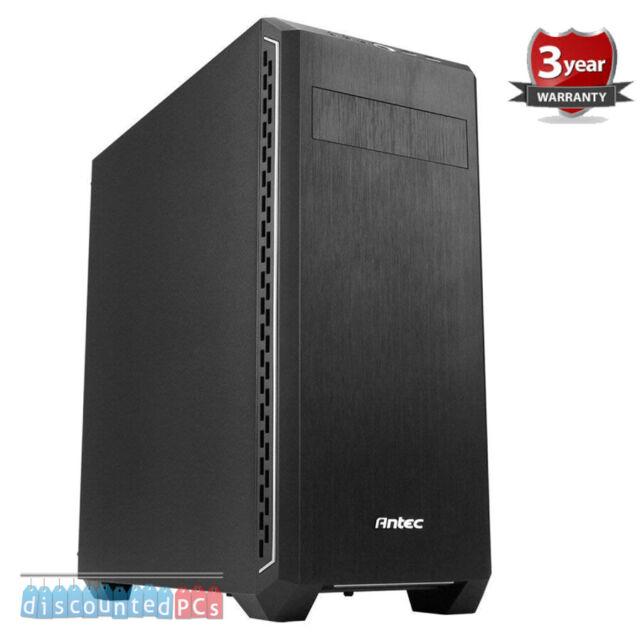 Intel i3 9100f cuatro núcleos 3.6GHz Trading PC-admite 4 pantallas up385