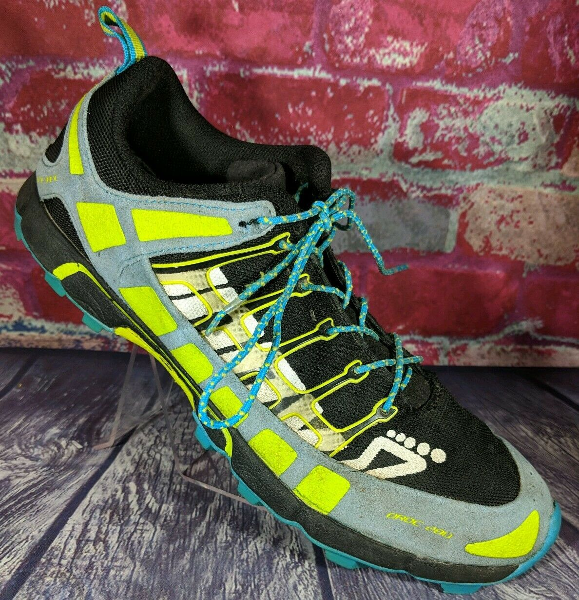 INOV oroc 280 Orienteer Trail Trail Trail Running scarpe Snow Winter Spikes Uomo 10 donna 11.5 bd21e2