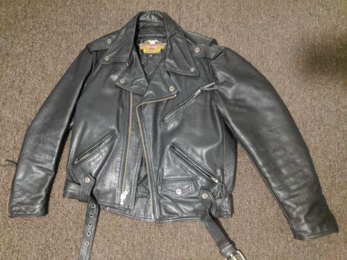 Harley Davidson Classic Shovelhead Men's Leather M