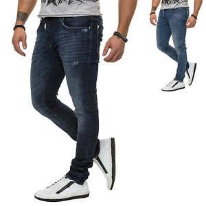 Antony-Morato-Uomo-Jeans-Skinny-Fit-Denim-Stretch-Pantaloni-da-uomo-color-mix-NUOVO