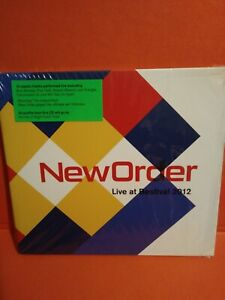 NEW ORDER:  LIVE AT BESTIVAL 2012 CD ** EXCELLENT **