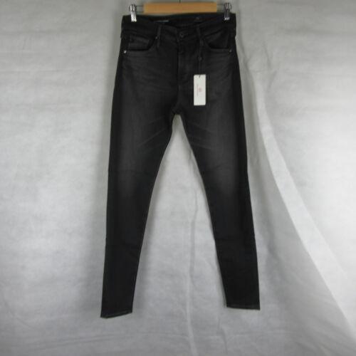 Jeans Goldschmied Størrelse 8uk 30l 27w High A Adriano Farrah Sort Rise g Skinny ZEBPw0