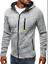 2019-Men-Warm-Hoodie-Hooded-Sweatshirt-Coat-Jacket-Outwear-Jumper-Winter-Sweater miniature 8