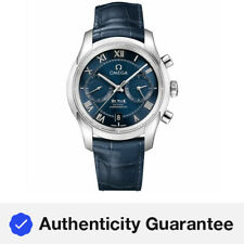 Omega 431.13.42.51.03.001 Men's De Ville Blue Automatic Watch