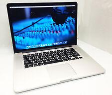 "MEMORIAL! Macbook Pro Apple A1398 Retina 2013 15"" 2.3ghz i7 16gb 500gb GT750 2gb"