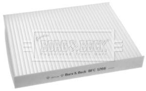 Borg-amp-Beck-Interior-Air-Filter-Cabin-Pollen-BFC1266-GENUINE-5-YEAR-WARRANTY