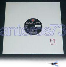 """ROCKETS """"ON THE ROAD AGAIN"""" RARE 12"""" TONY KOSA REMIX 1997"""