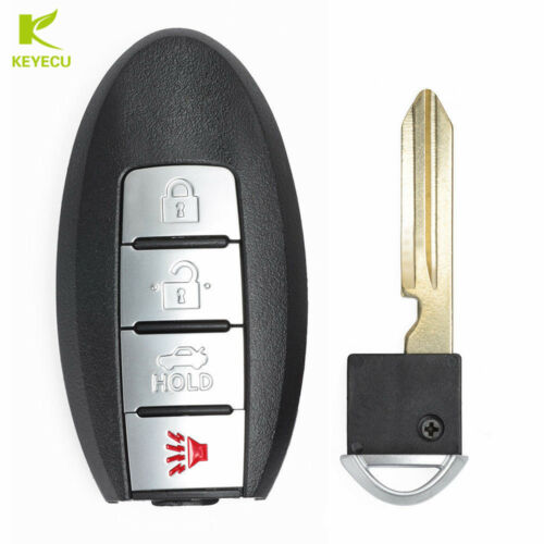 4B Replacement Remote Control Key 315MHz for Nissan Armada 2008-2015 CWTWBU624