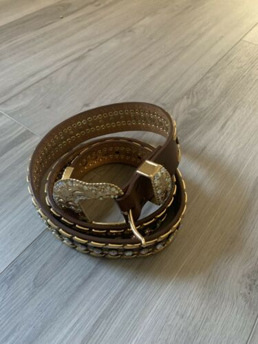 Nocona Belt Co B.B. Simon Style Belt