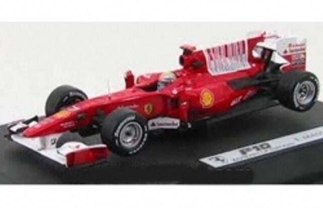 Mattel T6290 FERRARI F1 Diecast Model Racecar Felippe Felippe Felippe Massa GP 2010 1 43rd Scale 44869d
