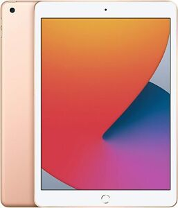 Tablet-Apple-iPad-2020-32GB-WiFi-ORO-10-2-034-Wi-Fi-32GB-GOLD-ORO