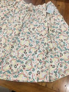 Obedient Lularoe Madison Skirt 2xl Xxl Floral Flowers Pockets Nwt Diversified Latest Designs