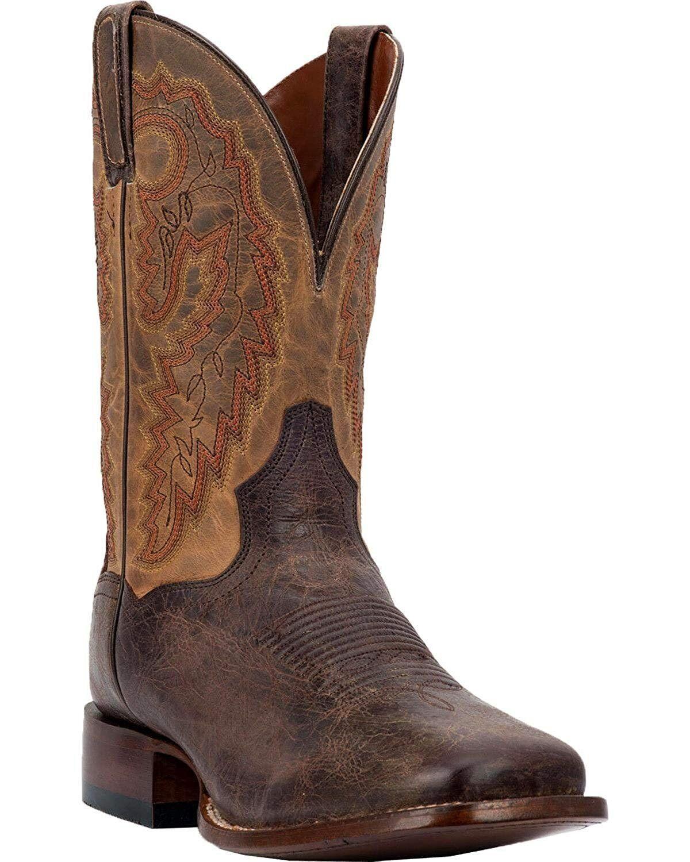Dan Post Men's Turner Cowboy Boots - Square Toe