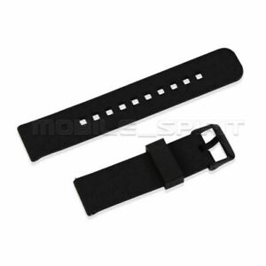 Fuer-Samsung-Galaxy-Gear-SM-R380-R381-R382-Watch-Silikon-Armband-Armbanduhr-Band