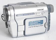 SONY DCR-TRV255E DIGITAL 8 VIDEO CAMERA (PLAYBACK ONLY)