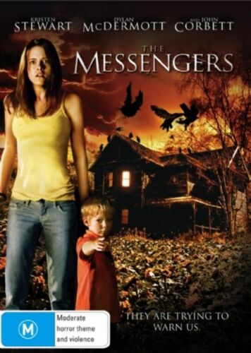 1 of 1 - The Messengers NEW R4 DVD